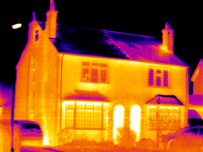 Anderson Mechanical offers thermal imaging of buildings throughout Ireland